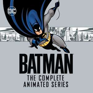 Batman: The Complete Animated Series (HD) £24.99 (Requires iTunes or Apple TV) @ iTunes