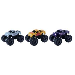 Chad Valley Auto City Monster 1:64 Scale Truck - 3 Pack, £3 at Argos (Free click and collect)
