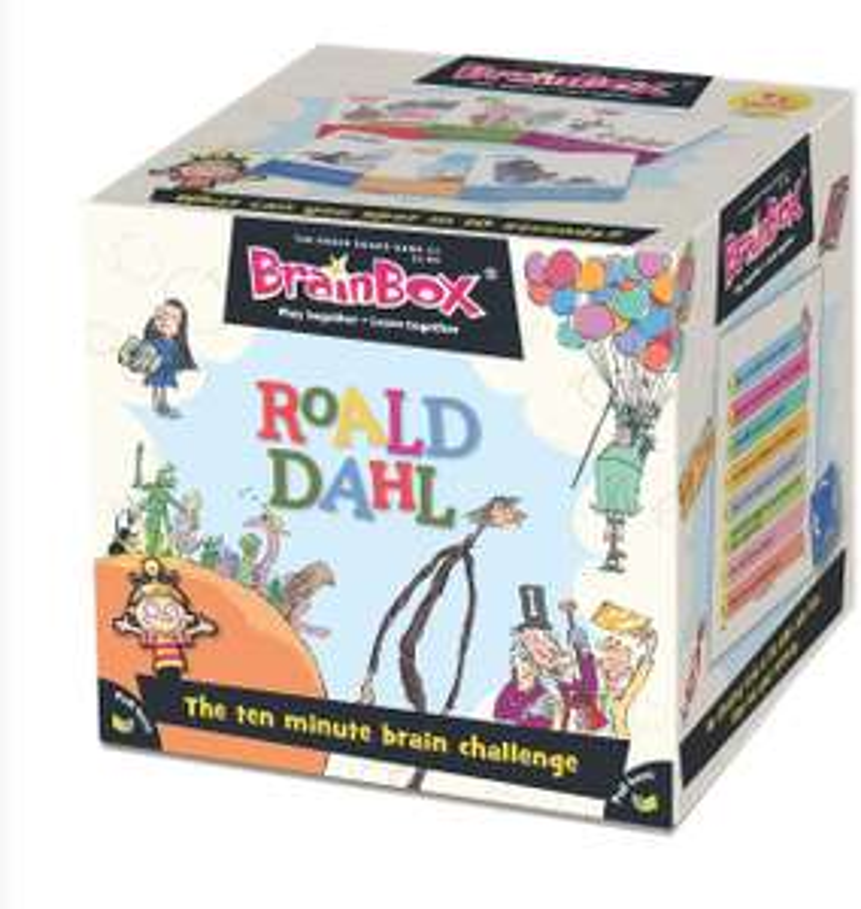 Brainbox Roald Dahl Card Game - £3.69 (+£4.49 Non Prime) @ Amazon