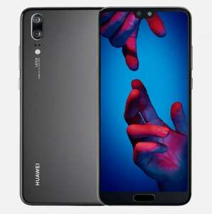 Huawei P20 128GB Black Vodafone Refurbished Good Condition Smartphone - £84.14 With Code @ Music Magpie / Ebay