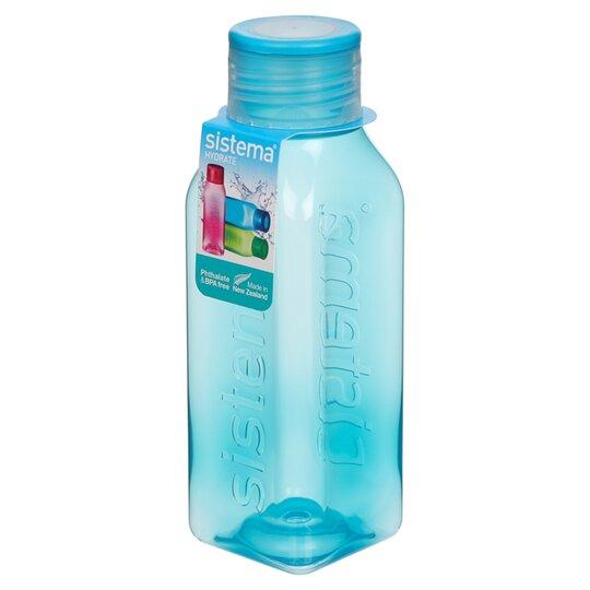 Sistema Square Bottle 475ml - £1 @ Tesco
