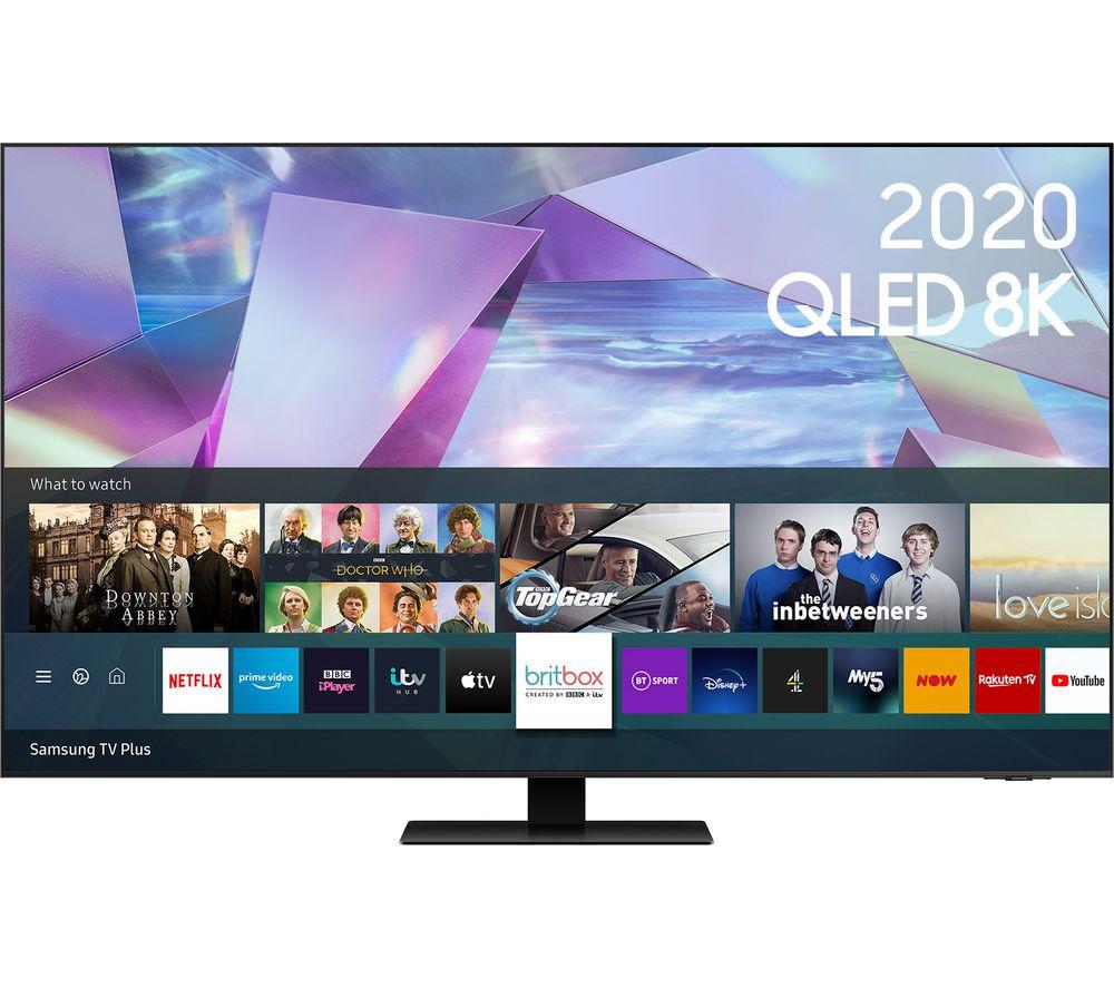 "SAMSUNG QE55Q700TATXXU 55"" Smart 8K HDR QLED TV with Bixby, Alexa & Google Assistant 5 Year Warranty Included £1136 @ Curry's PC World"