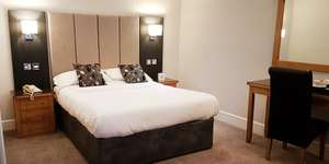 1 Night at the Diplomat Hotel (Llanelli / S Wales) - Incl' £38 Dinner Credit / Welsh Breakfast / Prosecco & Spa Access £79 @ Travelzoo
