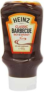 Heinz Classic Barbecue Sauce 480 g (Pack of 10) - £9.69 (+£4.49 Non Prime) delivered @ Amazon