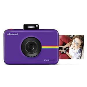 Polaroid Snap Touch 2.0, Portable Instant Digital Camera, 13 MP, Bluetooth, LCD Touchscreen Display - Purple - £57.50 @ Amazon