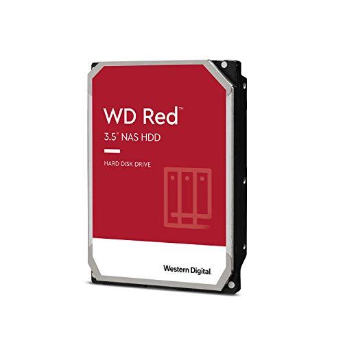 WD Red 2TB NAS SMR Internal Hard Drive - £37.93 @ Amazon