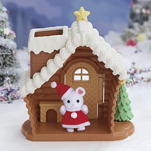 Sylvanian Families 5390 Gingerbread Playhouse £ 9.78 @ Amazon Prime (+£4.49 Non Prime)