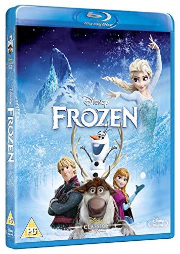 Frozen Blu-ray - £4.47 (+£2.99 Non Prime) @ Amazon