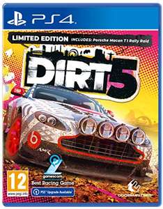 DIRT 5 (Amazon Limited Edition) (PS4/Free PS5 Upgrade) - £13.66 Prime/+£4.49 delivered @ Amazon