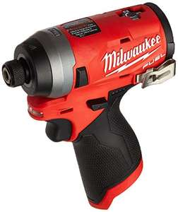 """Milwaukee Electric Tools MLW2553-20 M12 Fuel 1/4"""" Hex Impact Driver - £66.12 @ Dispatched from and sold by Amazon US. (UK Mainland)"""