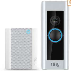Ring Doorbell Pro & Chime £119.99 (Membership Required) @ Costco