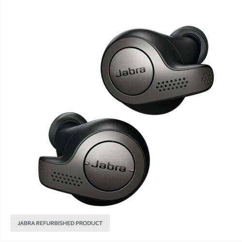Jabra Elite 65t (Sold direct by Jabra without Case or Cable. Earbuds ONLY) Refurbished - £39.99 @ Jabra eBay