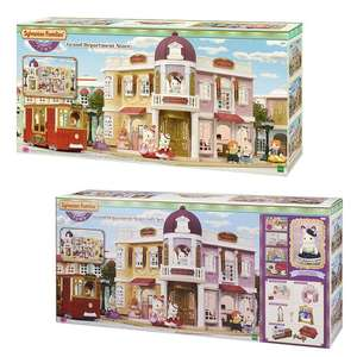 Sylvanian Families Town - Grand Department Store £31.06 Delivered OR Grand Department Store Gift Set £51.98 Delivered @ Amazon