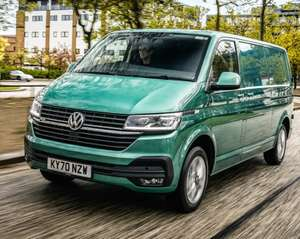 24 month lease - Volkswagen ABT e-Transporter LWB 83kW 37.3kWh - 10k miles p/a £269pm + £240 admin = £6698 @ Leasing.com (Leasing Gorilla)
