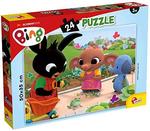 Lisciani 77991 Bing la Rana Puzzle, Multicolour £2.87 Amazon Prime (+£4.49 Non Prime)
