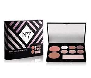 No7 products £2 @ Company shop - wentworth e.g nude to night palette