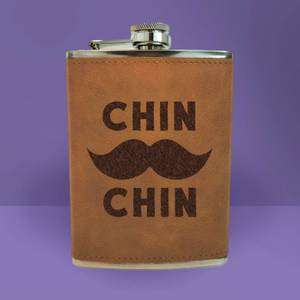 IWOOT hip flask, t-shirt, and card for £14.99 delivered @ IWOOT