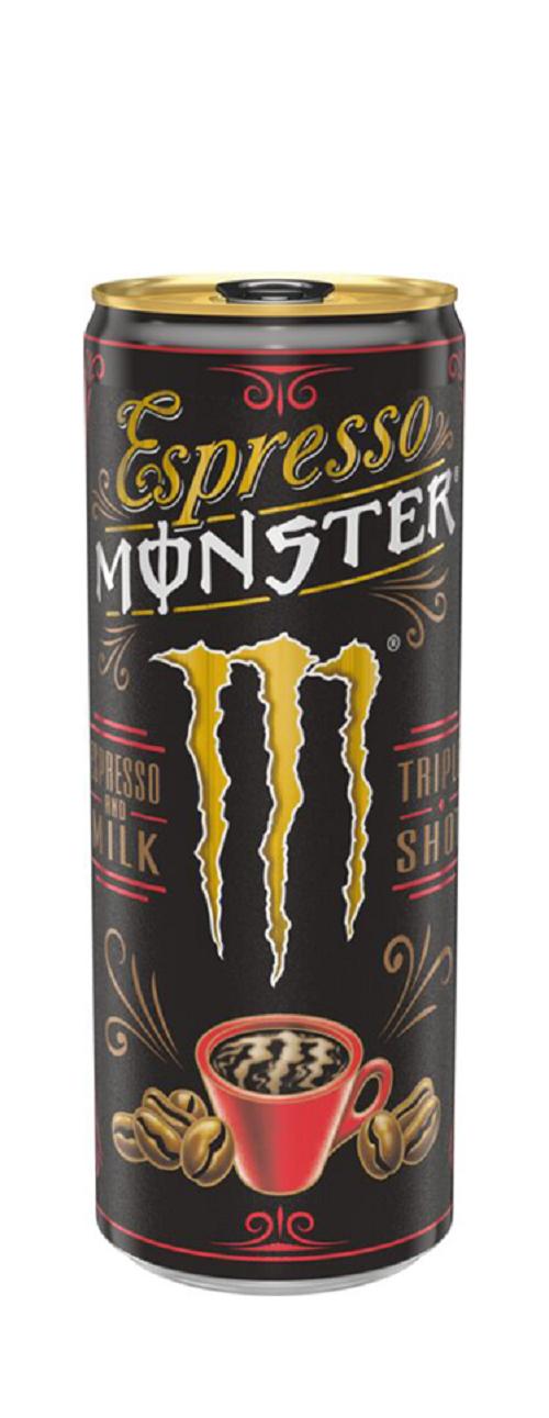 Monster Triple Shot Espresso - 29p - Farmfoods Cumnock