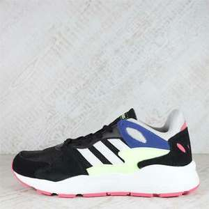 Adidas Crazychaos Black/White/Lime Trainers for £31.49 delivered using code @ eBay / bigbrandoutlet2015