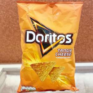 Doritos Cool Original/Tangy Cheese 150g Packs are 2 for £1 @ Farmfoods