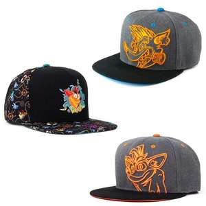 Official Crash Bandicoot Snapback Caps - £4.99 Each + £2.99 Delivery - £7.98 @ Just Geek