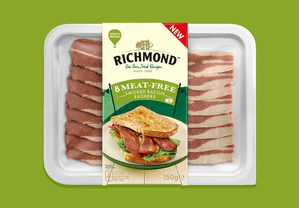 Richmond 8 meat free smoked bacon rashers £1.87 @ Waitrose & partners (Westfield)