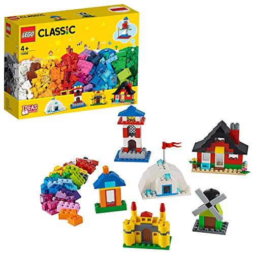 LEGO 11008 Classic Bricks and Houses Building Set, £10 Prime/ +£4.49 non Prime at Amazon