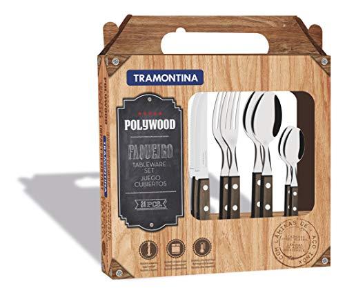 Tramontina 24-piece cutlery set (21199/905) for £8.85 Prime delivered (+£4.49 non-Prime) @ Amazon