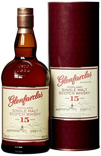 Glenfarclas 15 Years Old Single Malt Scotch Whisky - 46% Highland Speyside £38.95 (Temporarily out of stock) @ Amazon