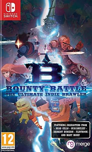 Bounty Battle: The Ultimate Indie Brawler (Nintendo Switch) £9.95 (+£2.99 non-prime) @ Amazon