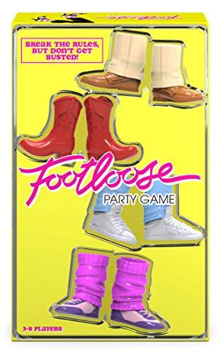 Funko 48716 Board Games 48716 Signature Footloose Party Game, Multicolour £2.63 + £4.49 Non Prime @ Amazon