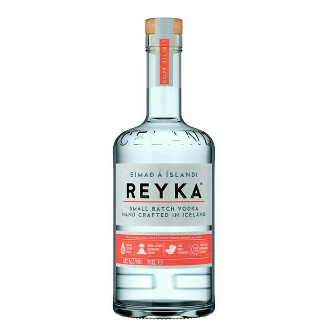 Reyka Vodka 70 cl - £20 @ Sainsbury's