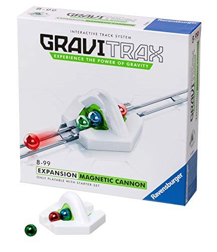 Gravitrax magnetic cannon addon extension - £3.12 (+£4.49 Non-Prime) @ Amazon