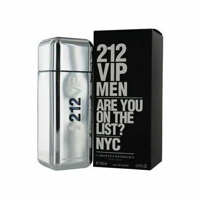 Carolina Herrera 212 VIP Men Eau de Toilette 100ml Damaged Box - £35.95 Delivered @ perfume_shop_direct / eBay