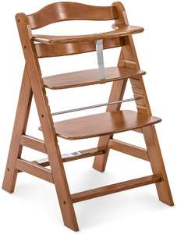 Hauck Wooden Highchair Alpha + £36.70 @ Amazon