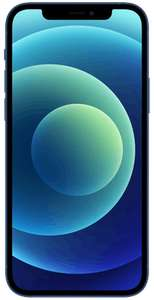 iPhone 12 64gb on o2 with 20gb of 5G data, £10 Up front / £33pm x 24 months - Total cost £802 @ O2