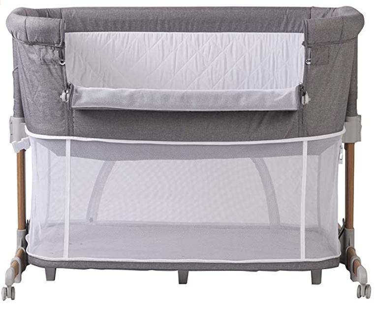Kite Nebula Next to Bed Cot / Playpen - £76.29 @ Amazon