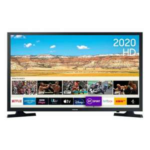 Samsung UE32T4307 32in HD LED Wifi Smart TV (Refurbished/Returns) - £99.99 in-store @ Argos Clearance Bargains (Stanley)