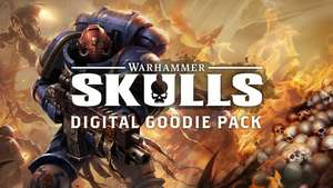 Warhammer Skulls Goodie Pack : Includes Game : Warhammer: Shadow of the Horned Rat + Wallpapers + Art Album and more - Free @ GOG