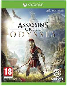 Assassins Creed Odyssey (Xbox One) used - £10.58 @ musicmagpie / ebay
