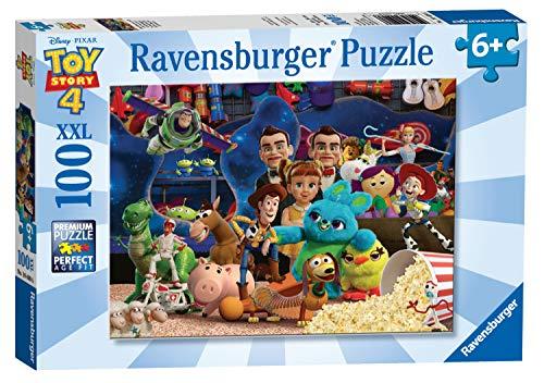 Ravensburger Disney Toy Story 4, 100 piece Jigsaw Puzzle £3 (+£4.49 non-prime) @ Amazon