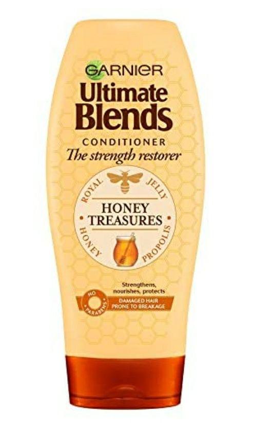 Garnier Ultimate Blends Honey Strengthening Conditioner 360ml £1.60 + £4.49 Non Prime @ Amazon