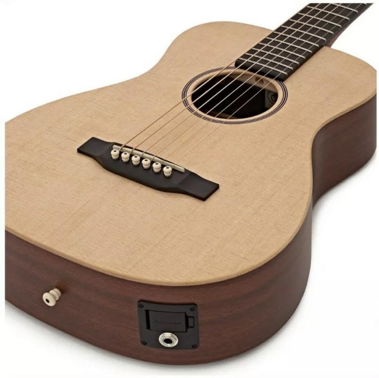Martin LX1E Little Martin Travel Electro Acoustic Guitar - £431.10 Delivered eBay/GAK