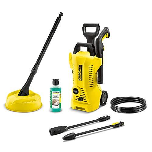 Kärcher 1.673-604.0 K2 Power Control Home High Pressure Washer, 1400 W, Yellow £99 @ Amazon