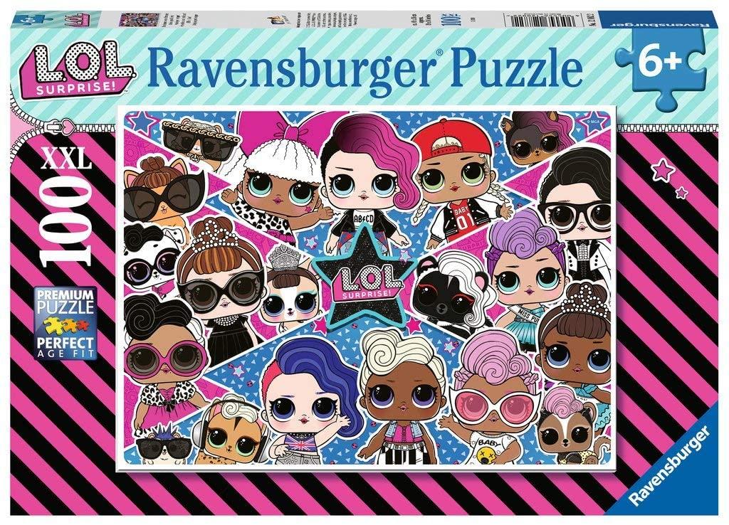 Ravensburger LOL Surprise! 100 piece Jigsaw Puzzle - £3.05 (+£4.49 Non Prime) @ Amazon