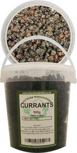 Dried Currants - 500g - £5.22 (+£4.49 Non Prime) @ Sold by NaturalHealth4Life and Fulfilled by Amazon.
