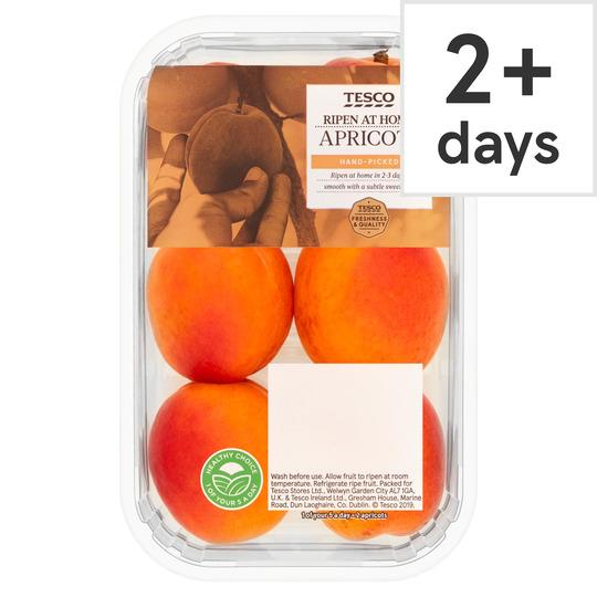 Apricots 320G 65p clubcard price @ Tesco