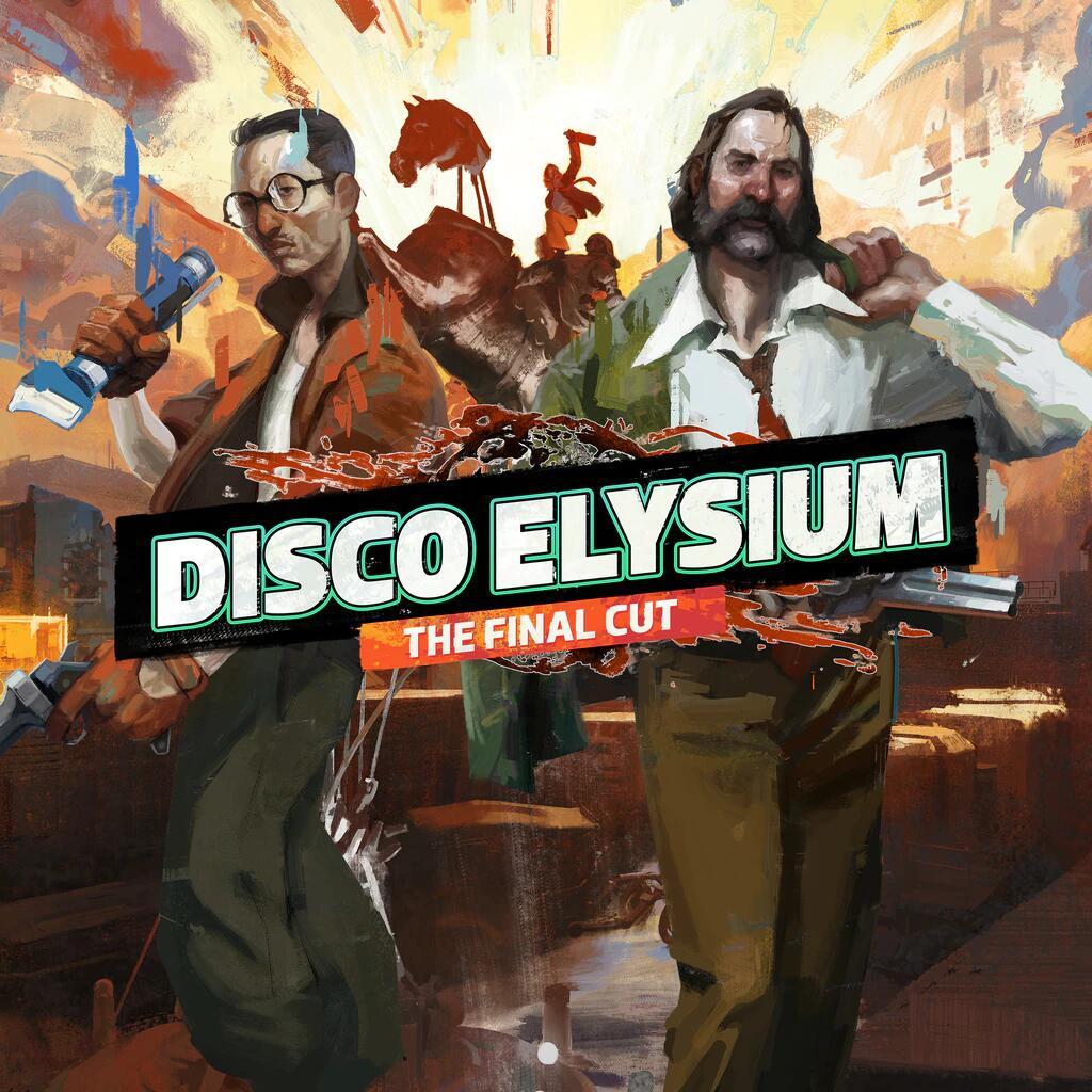 Disco Elysium Final Cut - PS4 / PS5 - £23.09 @ Playstation Store