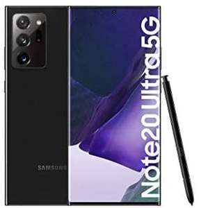 New Samsung Galaxy Note20 Ultra 5G Android Smartphone - £729.57 / £708.19 Using A Fee Free Card (UK Mainland Delivery) @ Amazon Spain