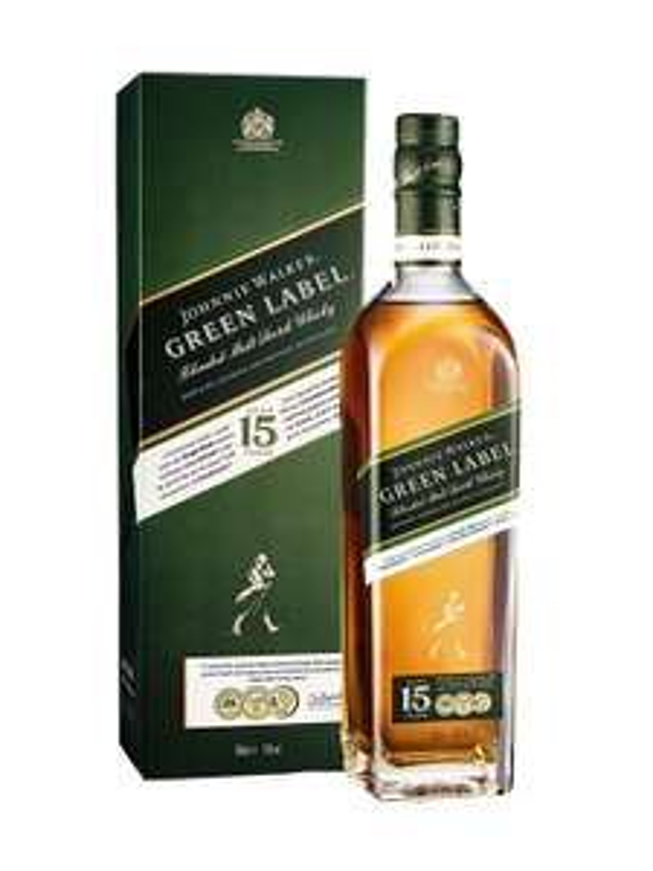 Johnnie Walker Green Label Whisky £26.27 @ Amazon